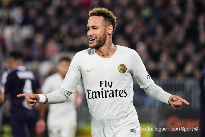 [#L1🇫🇷] Marquinhos🇧🇷 💬 : 'Je pense que Neymar🇧🇷 traverse sa meilleure période depuis qu'il est à Paris. Il fait vraiment des différences et réalise de grandes choses. Cette 2e année, on le voit content. Tant mieux, pour gagner il nous faut un grand Neymar et un groupe au top'