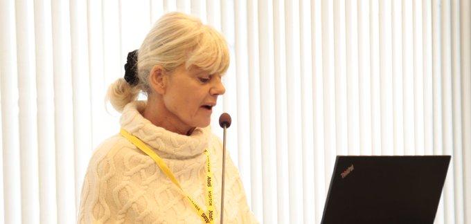 Véronique Coté-Millard, maire des @clayessousbois et conseillère régionale @iledefrance : «...
