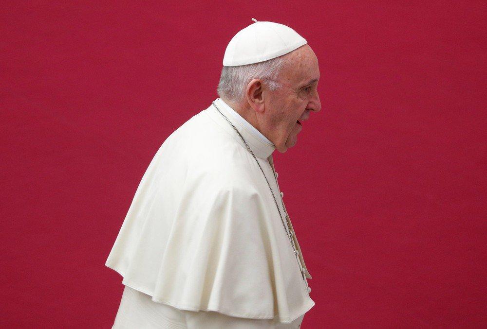 Não culpem os imigrantes por tudo, diz Papa Francisco a políticos https://t.co/6HHv0NJLgT #G1