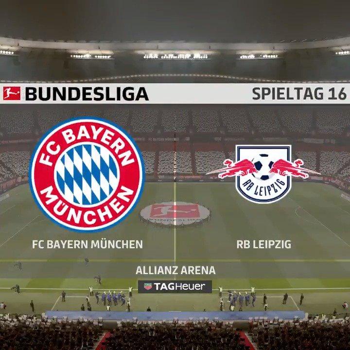 Das Topspiel kurz vor der Winterpause ❄️⛄️ - #FCBRBL in der #FIFA19 Prognose. Kommentiert von @WolffFuss 🗣️ @Bundesliga_DE   Zur kompletten Prognose 👉 http://x.ea.com/54707
