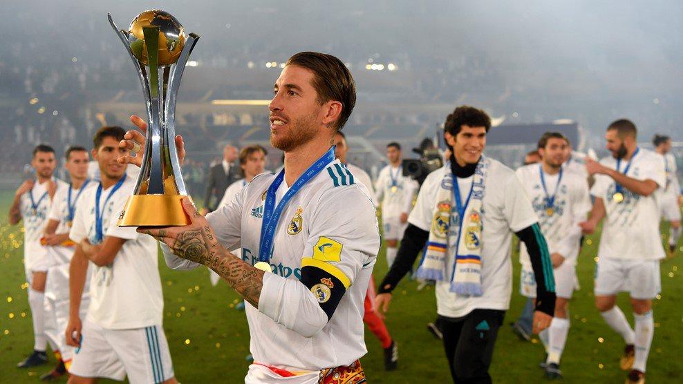 20 de los 25 futbolistas del Real Madrid plantilla ya han ganado el Mundial de Clubes y entre todos suman 47 títulos.