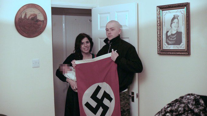 Fanatical neo-Nazi couple - who named their son after Hitler - jailed for terrorist group membership https://t.co/zWUGOT8kF0