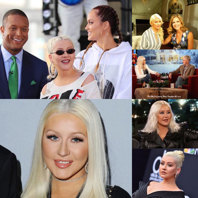 Happy 38 birthday to Christina Aguilera. Hope that she has a wonderful birthday.