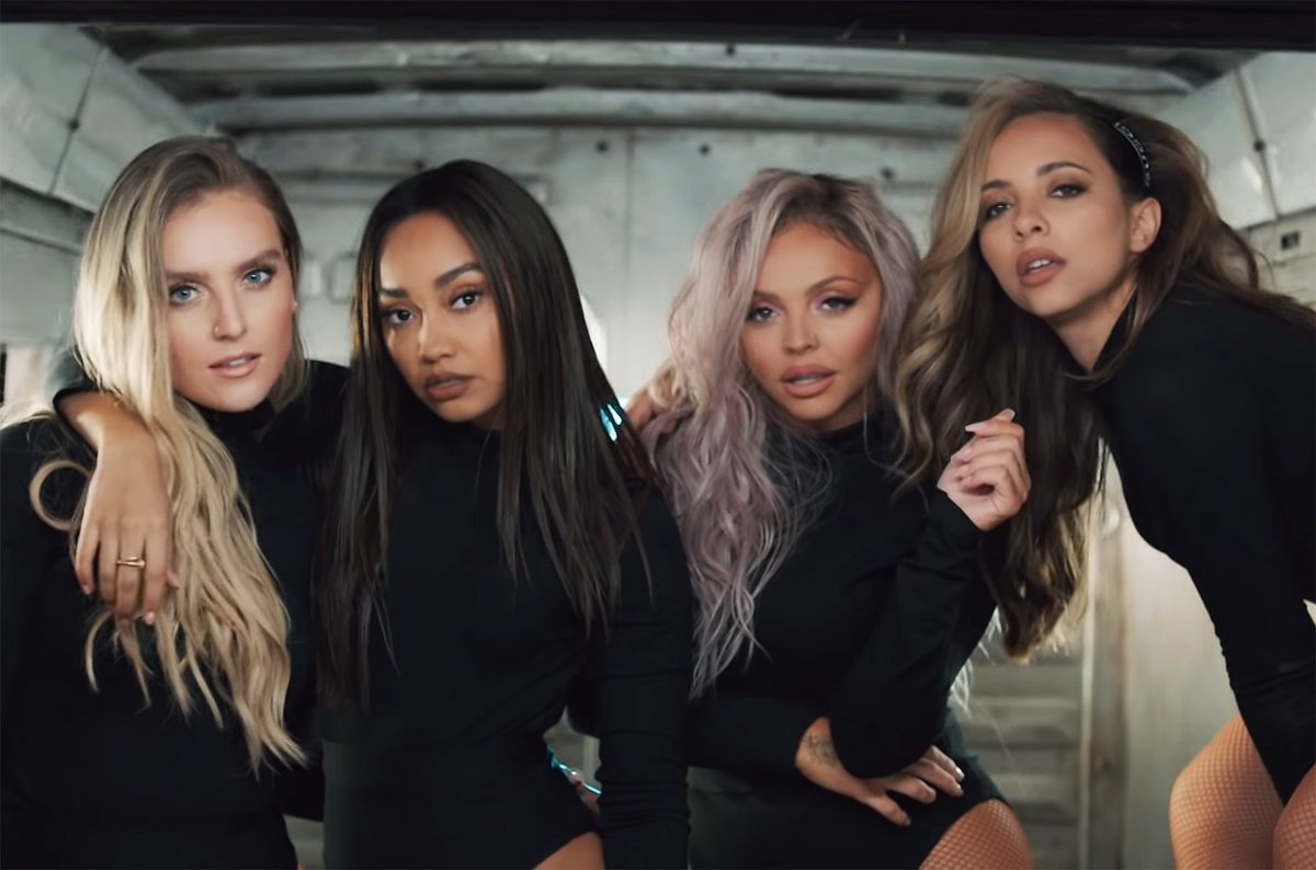 RT for &quot;Woman Like Me&quot; by Little Mix ft. Nicki Minaj  LIKE for &quot;What is Love?&quot; by TWICE <br>http://pic.twitter.com/nk1PLt9Tve