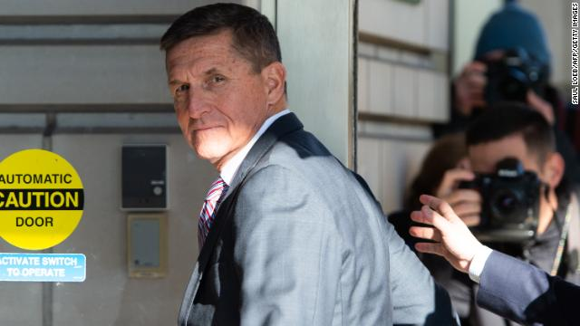 A federal judge postpones sentencing of ex-Trump national security adviser Michael Flynn pending updates from both sides in March. Follow live updates: https://cnn.it/2Cl33Nu