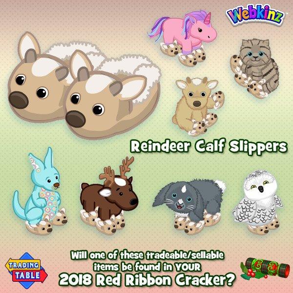 Webkinz Interactive  Pet From Ganz Reindeer