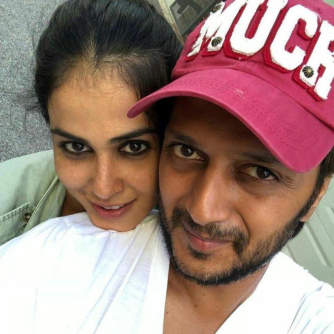 Happy birthday to Ritesh Deshmukh