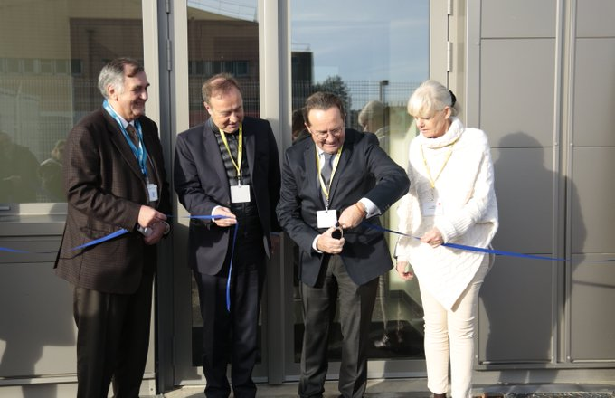 Find out more about our brand new #energyefficient #DataCenter near Paris, inaugurated today...