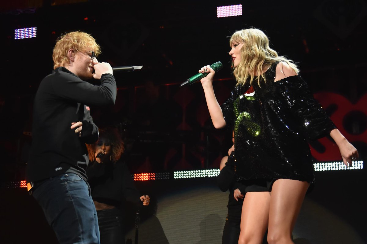 #EdSheeran or #TaylorSwift who had the biggest tour of 2018? https://t.co/AUmx4e9WWr