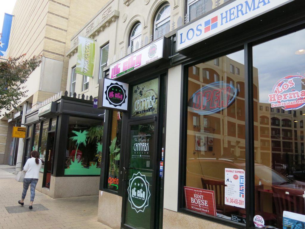 Lit City Smoke Shop is