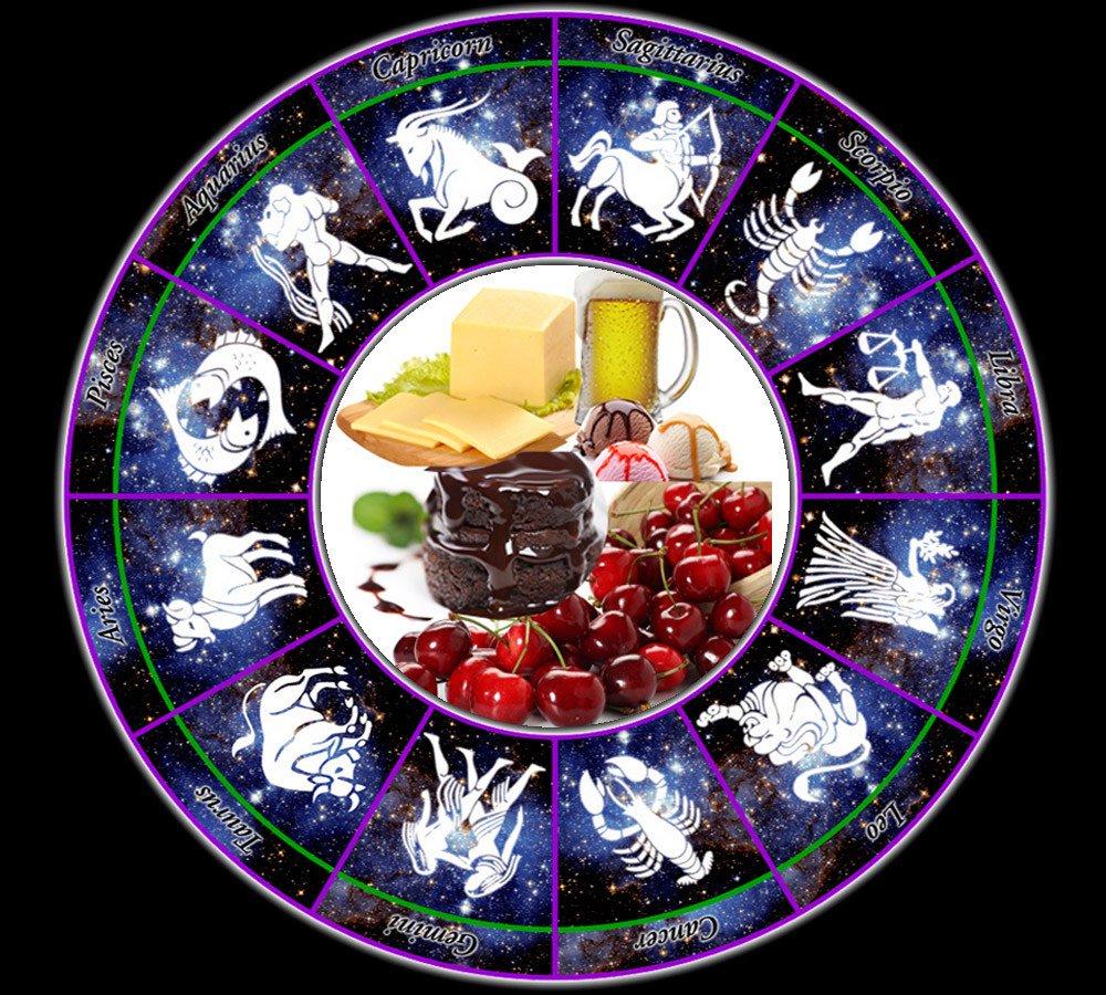 Лунная диета для знаков зодиака