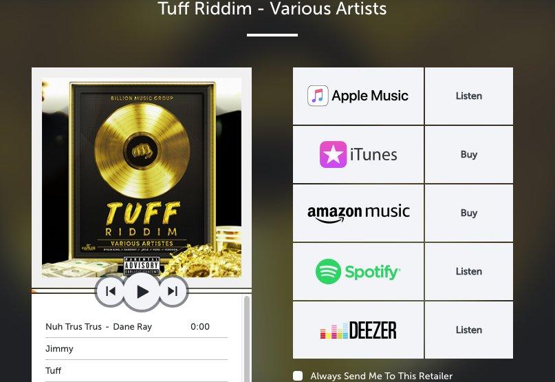 Tuff Riddim Songs