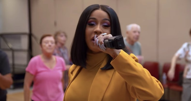 "Watch Cardi B raise hell and party with senior citizens on ""Carpool Karaoke"" https://t.co/Tpp7HkQRVN"