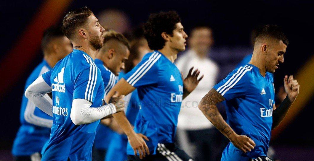 ¡Atento! ¿Dónde ver por TV el Real Madrid-Kashima  https://bit.ly/2R2uIex  #RealMadrid #Kashima #MundialDeClubes