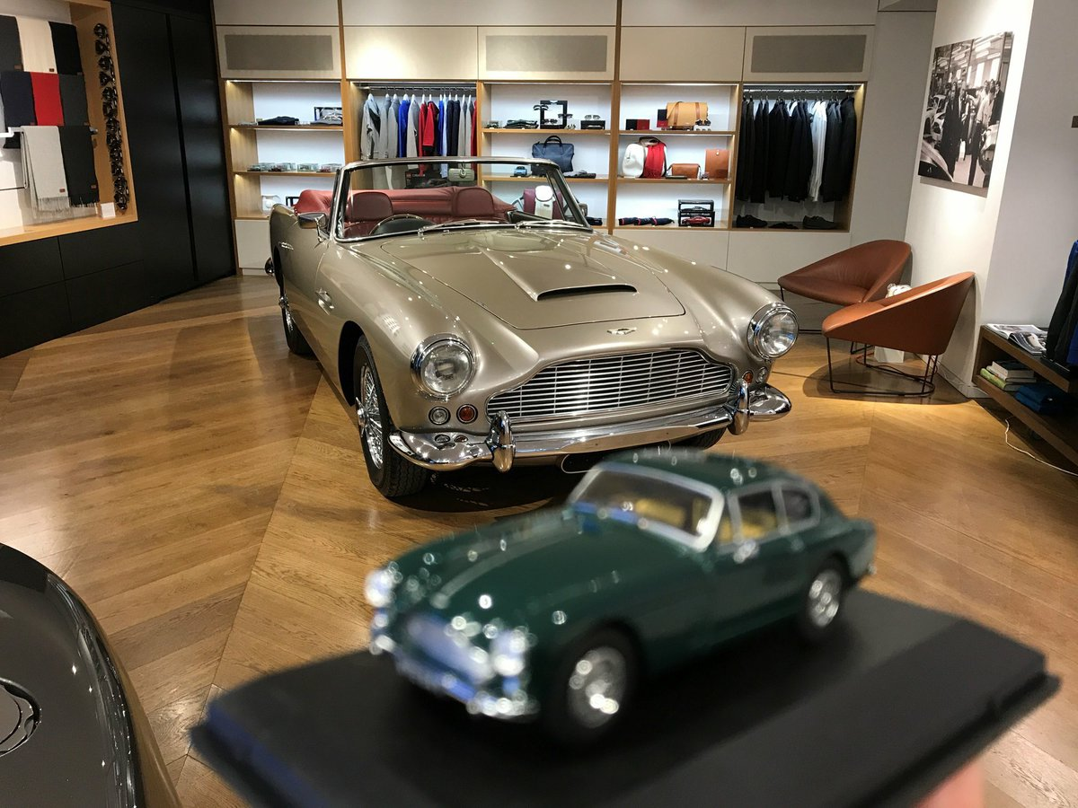 """Aston Martin Works on Twitter: """"Not only do we sell model ... 