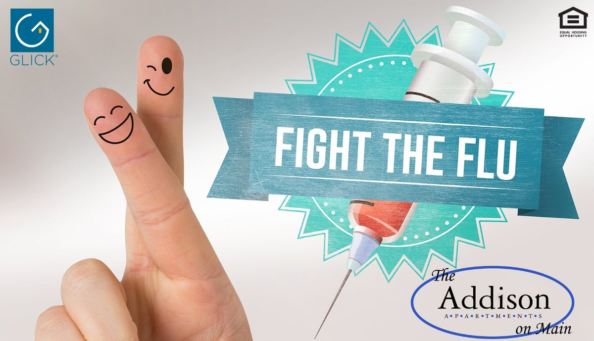 Don't let the flu get you down this holiday season. It's not too late to get your flu shot!