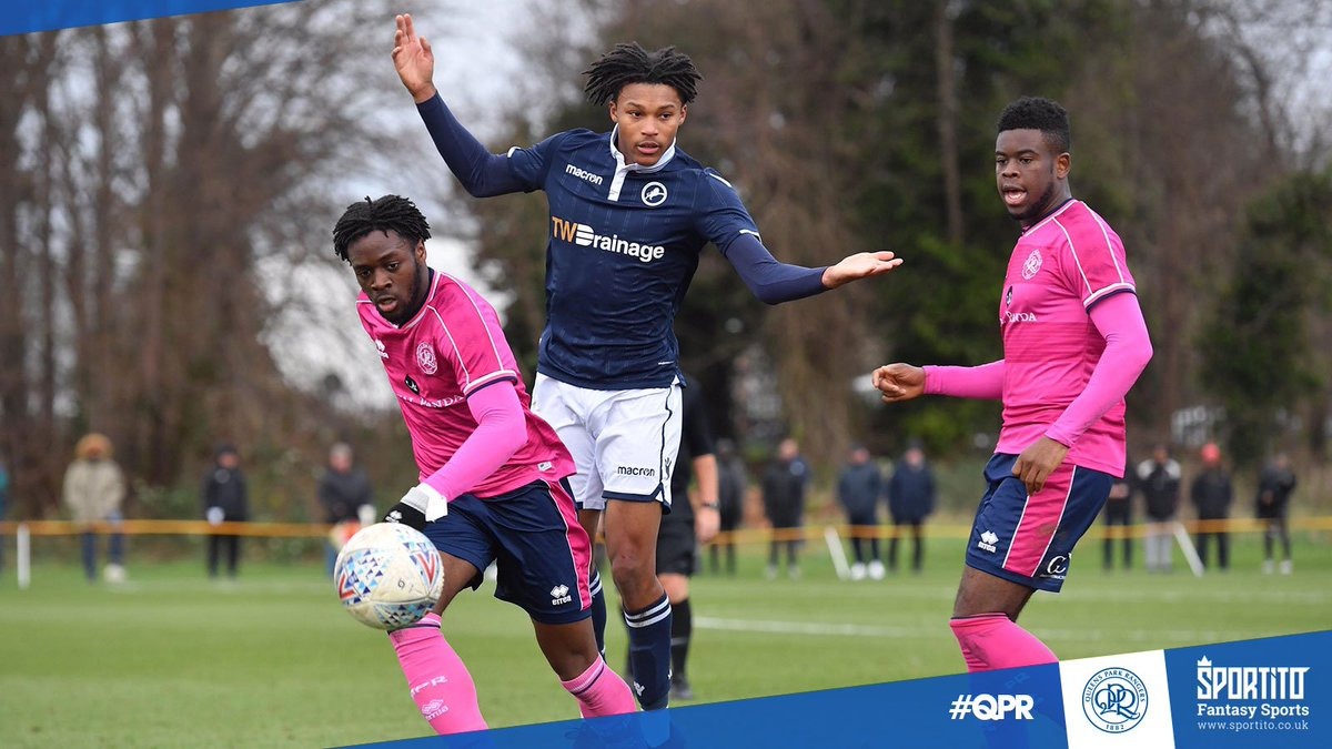 📝 Aramide Oteh and Ody Alfa were on target for #QPRU23s today in their 2-0 win against @MillwallFC as they extended their unbeaten run to nine matches. ▶️ qprng.rs/MillwallU23A