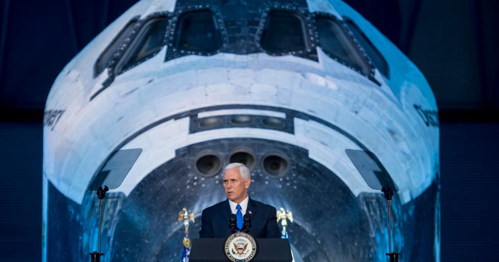Vice President Mike Pence expected to announce plans of creating a U.S. Space Command that will better organize and advance the military's vast operations in space https://t.co/w6kZNP3zb0