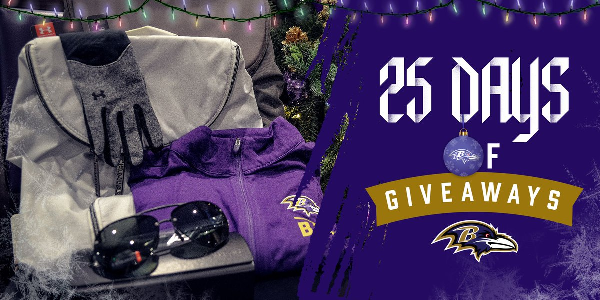 The gifts keep coming! 🎁 Triple feature today for 25 Days of Giveaways!   RT to win @UnderArmour men AND women's prize packs AND a photo signed by Matthew Judon (@man_dammn) !