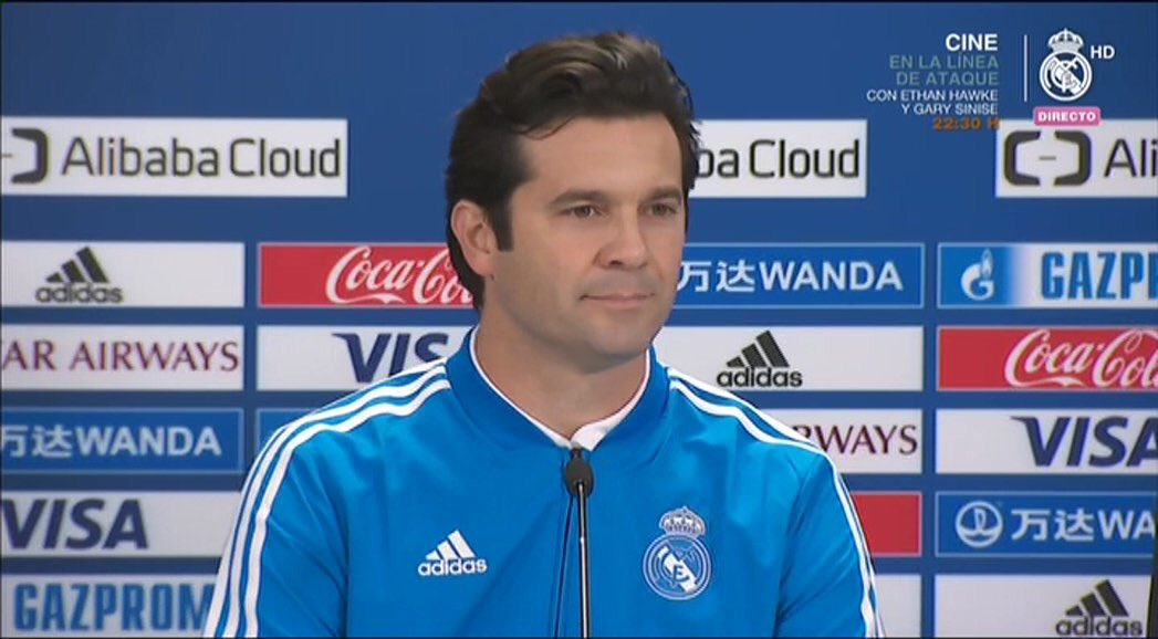 """Santiago Solari: """"The Club World Cup has maximum importance. To reach it, Real Madrid had to win the Champions League yet again. We want the title once more."""""""