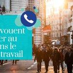 Image for the Tweet beginning: Les trajets pour aller au
