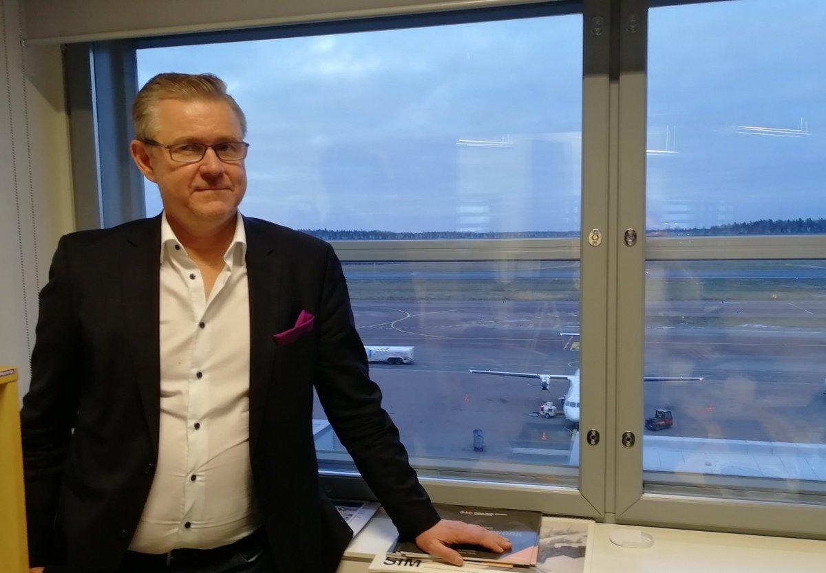 On ollut ilo tutustua Tommi Vaisaloon, portfolioyhtiömme LAKin uuteen toimitusjohtajaan. Hän tulee viemään läpi monta kiinteistöjen kehityshanketta lentoaseman ja #UusiAviapolis alueella. #kiinteistösijoittaminen