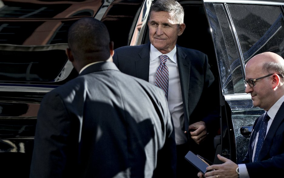 Michael Flynn has arrived for sentencing. Here's what you can expect https://t.co/fQ5ZiaRZND