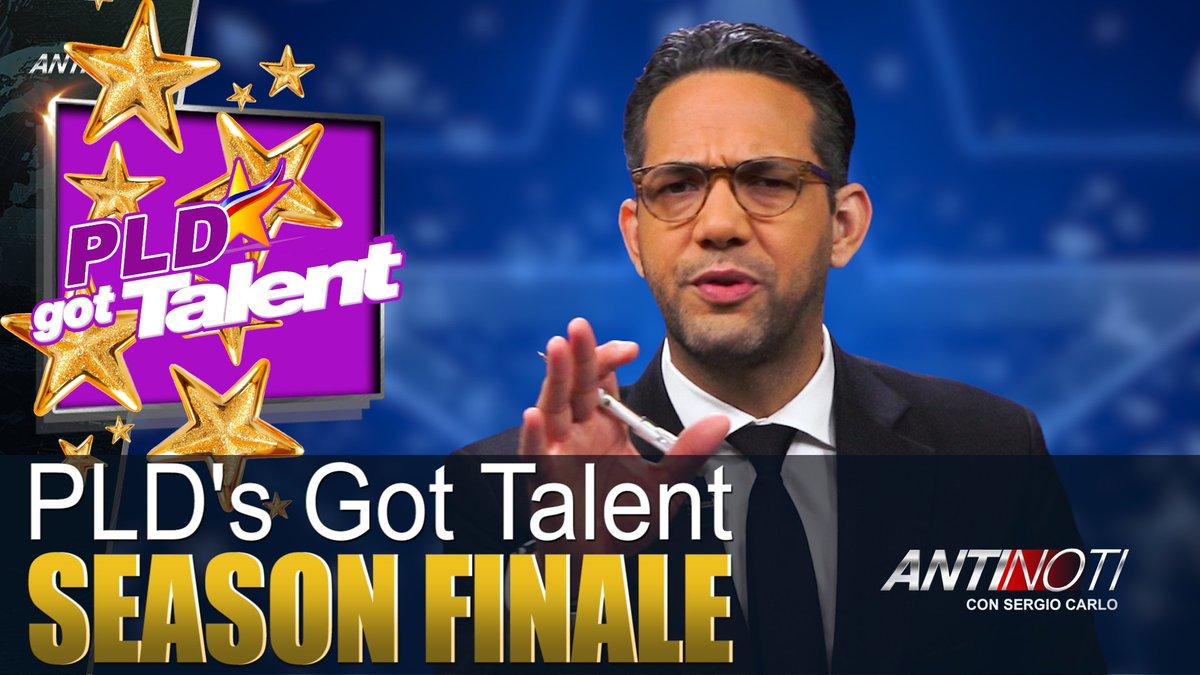 PLD's Got Talent SEASON FINALE - #Antinoti Diciembre 17 2018 https://t.co/gl0nzEM18O via @YouTube