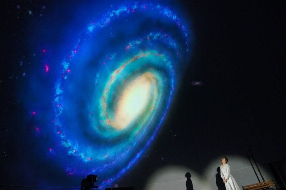 【写真追加】新プラネタリウム「コニカミノルタプラネタリア TOKYO」が有楽町に、体験型VRアトラクションも  - https://t.co/pIusEL2jxC