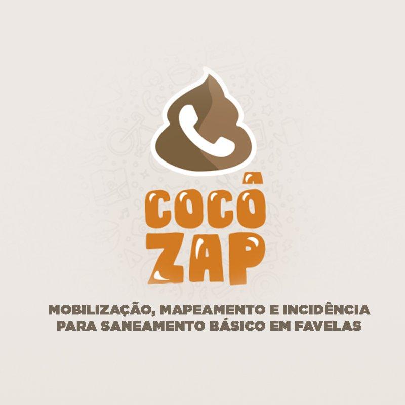 """Uživatel data_labe na Twitteru: """"O #cocôzap chegou no mundão! Lançamos a  plataforma do nosso projeto de mobilização, mapeamento e incidência para  saneamento básico em favelas. Construímos uma base de dados pública com"""