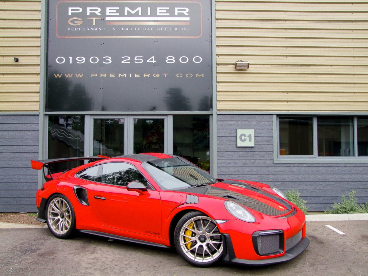 At this time of year, its always great to take a moment to look back. One of the most exciting moments we had this year was selling this stunning #Porsche #GT2RS. An awesome machine that went to a fantastic home.