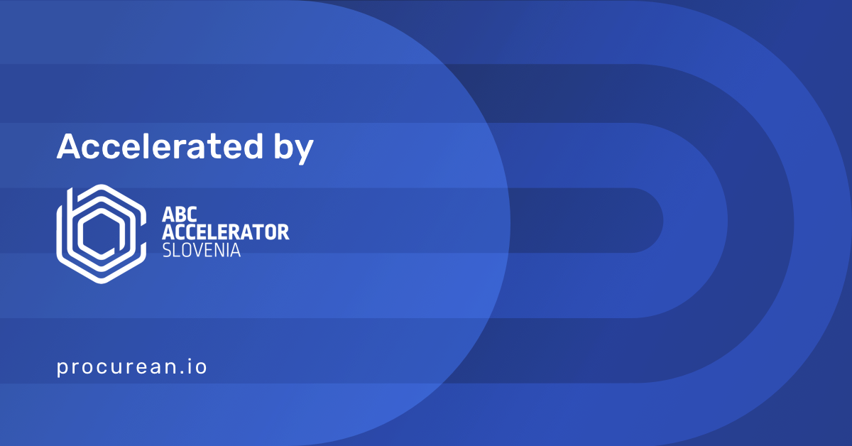 We are finishing our pre-acceleration programme in the @abc_accelerator - one of the best accelerators in the EU region.   As a result of excellent guidance, we are happy to say that our public beta is just around the corner. 😊 #startup #procurement https://t.co/ymbgyXFpTL