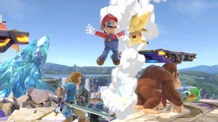 Super Smash Bros. Ultimate becomes Nintendo Switch's fastest-selling game https://t.co/FI6RhS3GU5