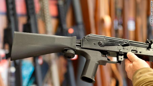 """The Trump administration is officially banning gun """"bump stocks,"""" senior officials tell CNN. People will get 90 days to turn them in once a new federal rule is published. https://cnn.it/2Euy7fe"""