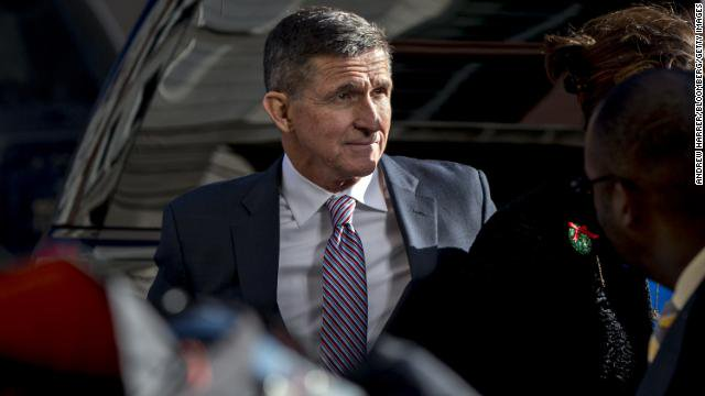 JUST IN: Michael Flynn tells the court: 'I was aware' that lying to FBI investigators was a crime https://t.co/5JZqX89yKk