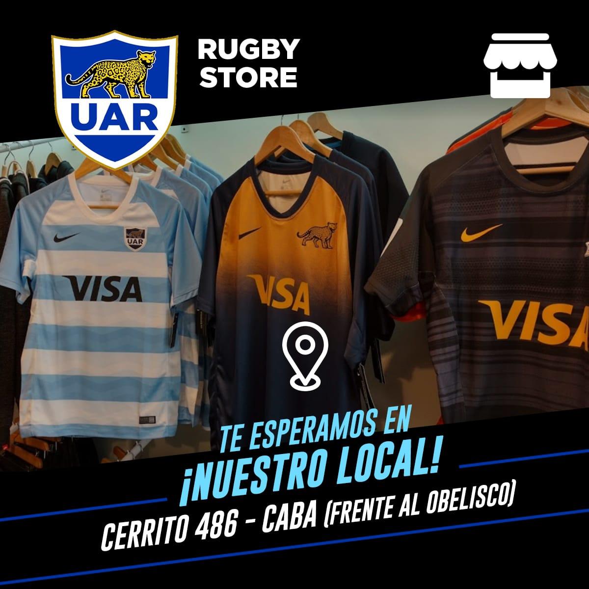 UnionArgentinaRugby @unionargentina