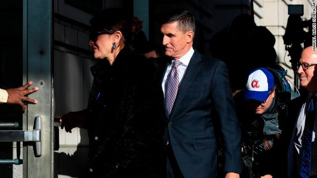 A federal judge formally accepts Michael Flynn's admission of guilt, after giving him several outs to rethink his plea. Follow live updates: https://cnn.it/2Cl33Nu