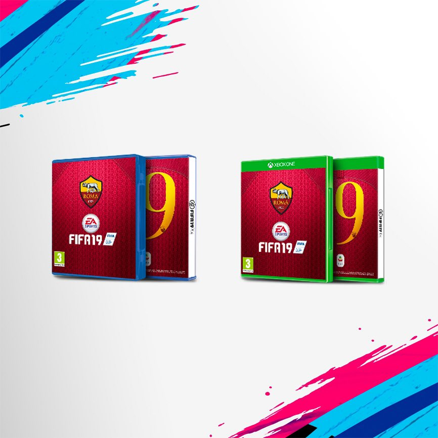 ⏳ Only a few more days left!  🎮 Enter our contest to win a #FIFA19 club pack signed by #ASRoma! 💛❤️  ➡️ http://bit.ly/RomaFIFA19ContestTW…