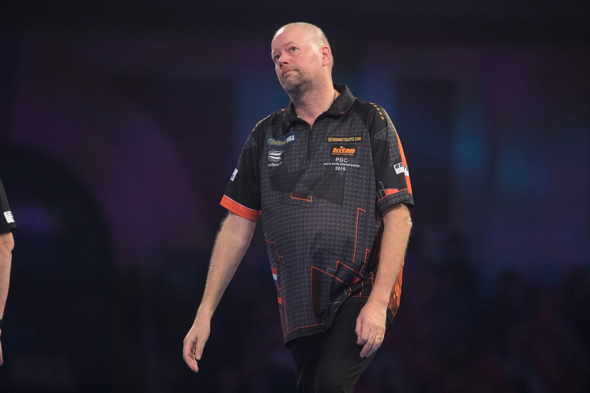 🤔🎯 WHAT NEXT FOR BARNEY? 🤔🎯It was meant to be the start of a glorious 12 month farewell but World Champs defeat after a tough year on tour means @Raybar180 has plenty to ponder https://t.co/GgmauggO0g | @paulprenders