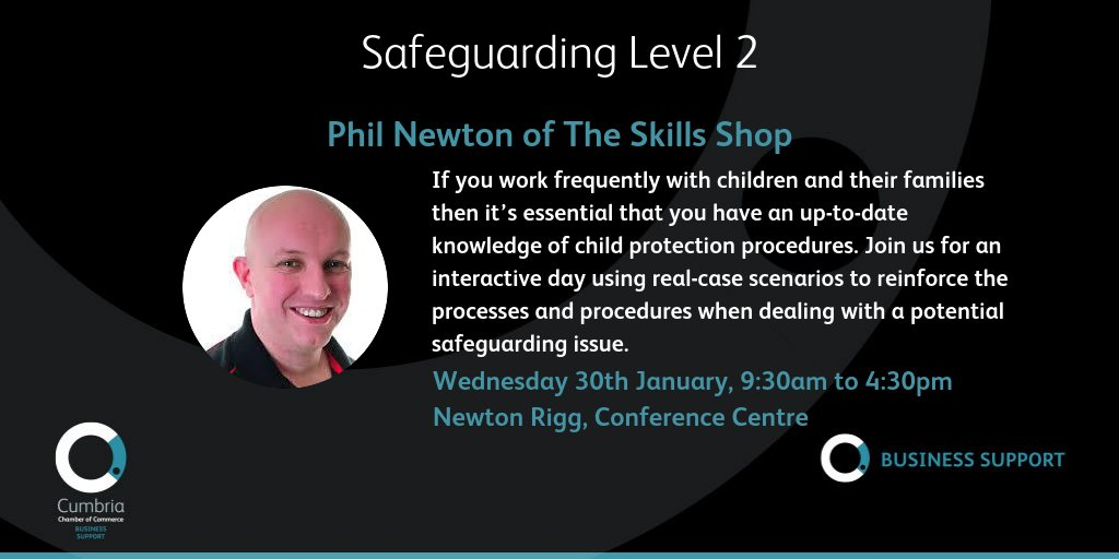 test Twitter Media - Safeguarding Level 2 – with @theskillsshop at Newton Rigg Conference Centre, Penrith on Wednesday 30th January - more details and online booking link at https://t.co/glE2LR075q https://t.co/Ak95fNeOBE