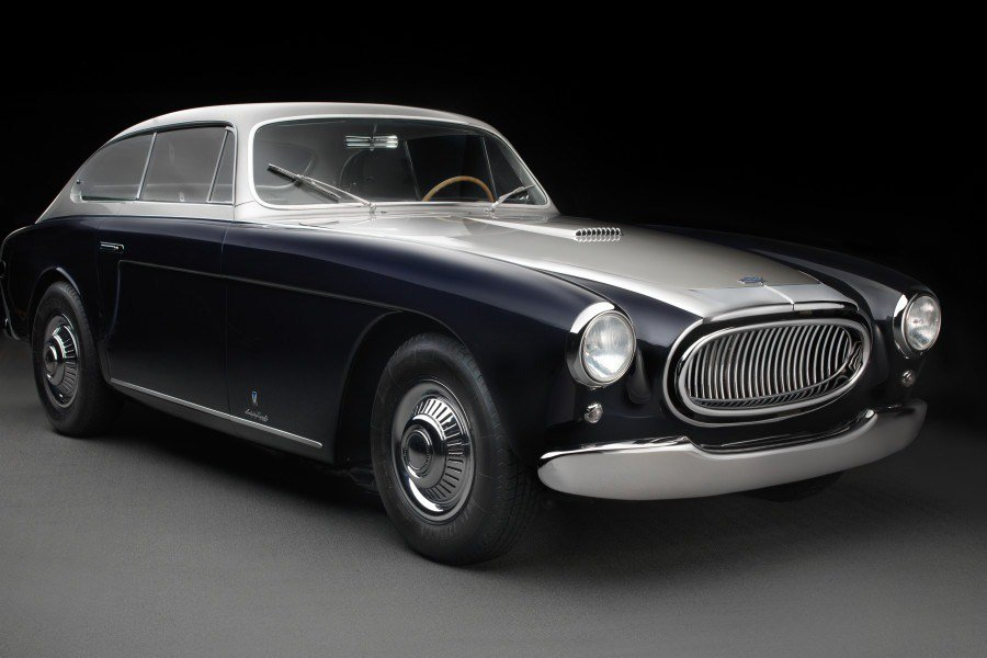 Cunningham C-3 Continental Coupe Prototype(1952) http://oldconceptcars.com/exotic/cunningham-c-3-continental-coupe-prototype-1952/…