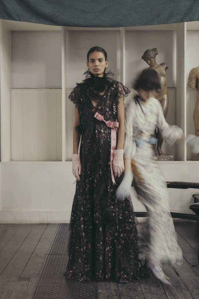 From mystic to glamorous ✨ - what do you think about the latest Pre-Fall 2019 collections from @givenchy, @erdem, and more? Discover the lookbooks now: https://t.co/EsXcnsDT9Q