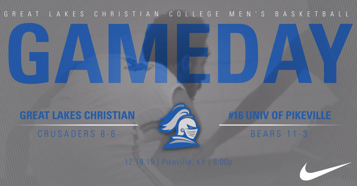 Great Lakes Christian College Athletics on Twitter: