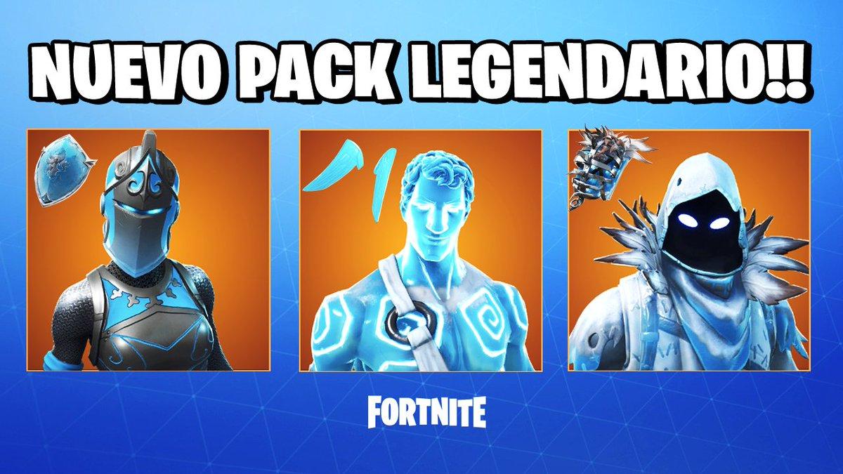 dutygdm3pldys on twitter filtrado nuevo pack de skins legendarias en fortnite battle royale https t co 6jdigwdemw fortnite - fotos de fortnite skins legendarias