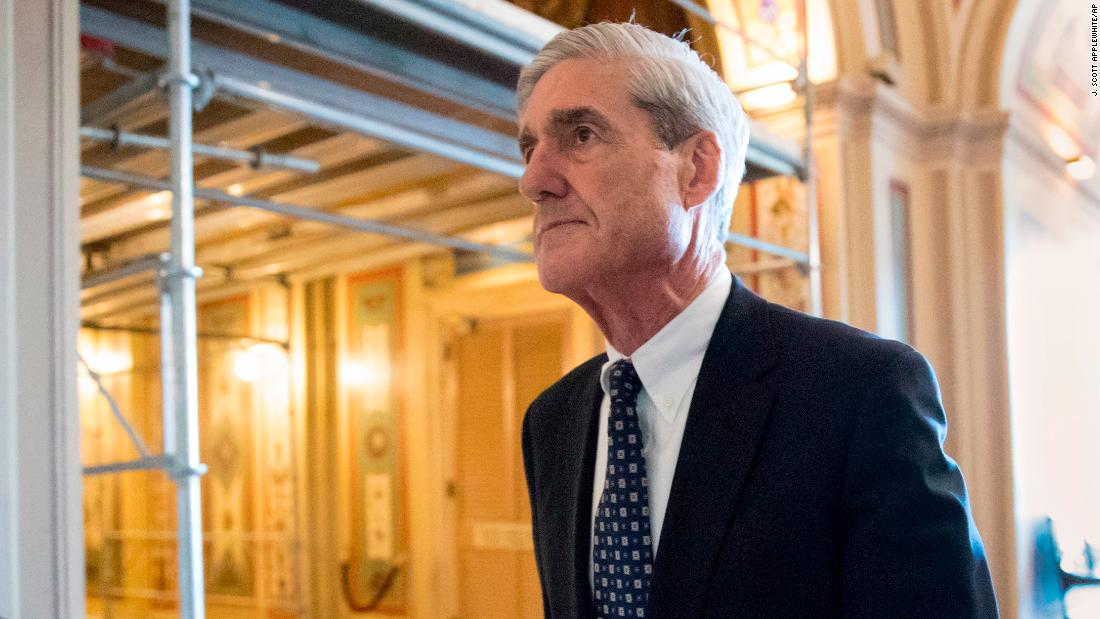 A federal judge rules in Robert Mueller's favor in a secret case, saying a company owned by a foreign country must comply with a grand jury subpoena https://cnn.it/2GsBkyy