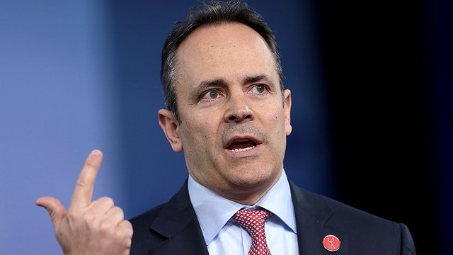 Poll: Kentucky's GOP governor losing to two top Democratic opponents https://t.co/EjcSvgQfSW