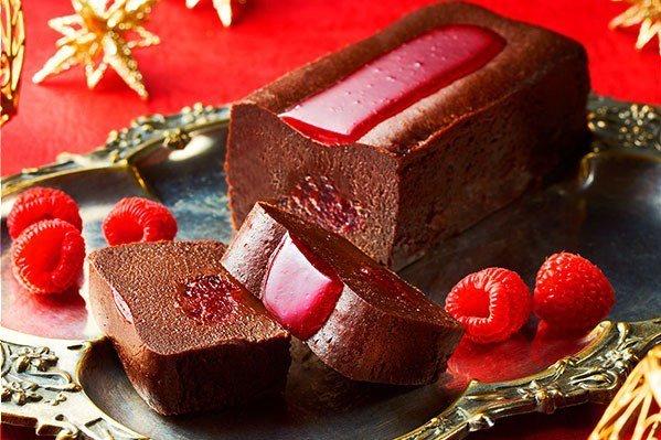 [明日発売] 大人のガトーショコラ専門店「マジョリ」2種のチョコレート×フランボワーズのクリスマス限定品 - https://t.co/XEkPUEyapG