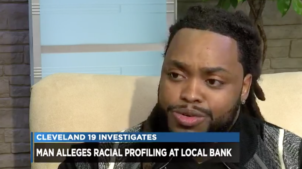 Cleveland bank calls 911 after refusing to cash black man's check https://t.co/03rZFcSp59