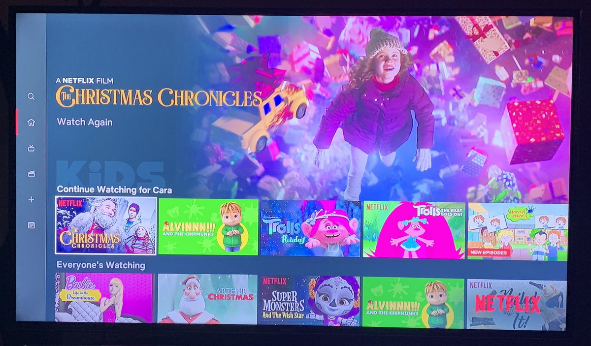 Paolo Pescatore On Twitter Must Watch During Christmas Period A Huge Hit In The Pescatore Family Thechristmaschronicles In Uhd 4k On Netflix Via Skyq Https T Co Zzefw8rgcd