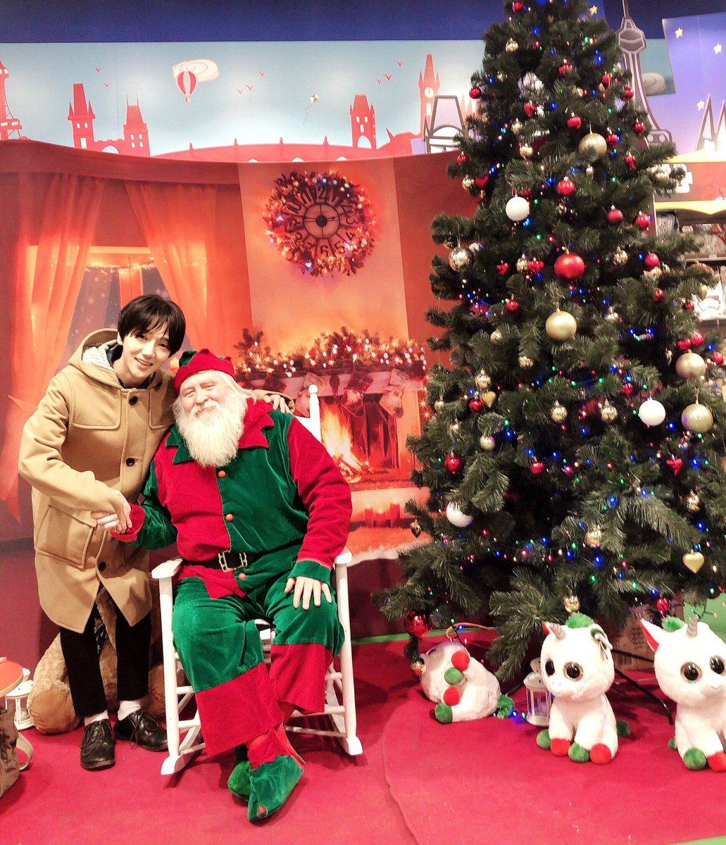 Czech already Christmas 🎄 #Santaclaus